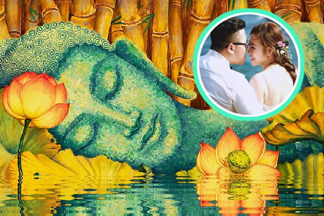 Đức Phật răn dạy: Đàn ông khi đã gọi ai là vợ rồi thì tuyệt đối đừng để người đó tổn thương