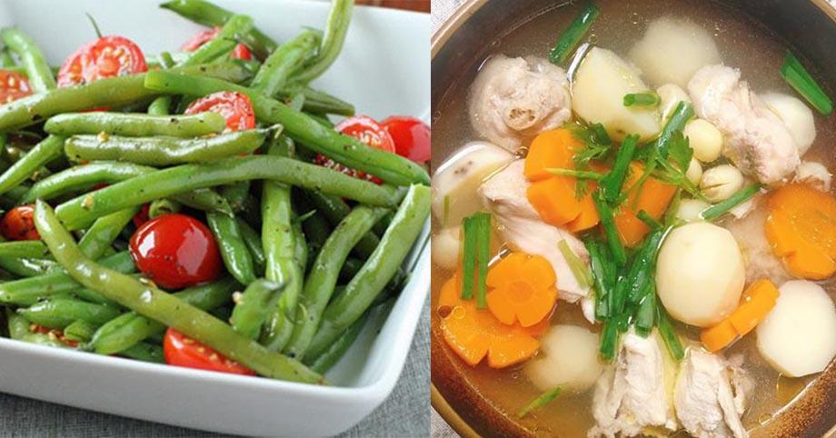 7 cặp đôi thực phẩm tuy đơn giản nhưng khi kết hợp với nhau sẽ ra món cực nhiều dinh dưỡng